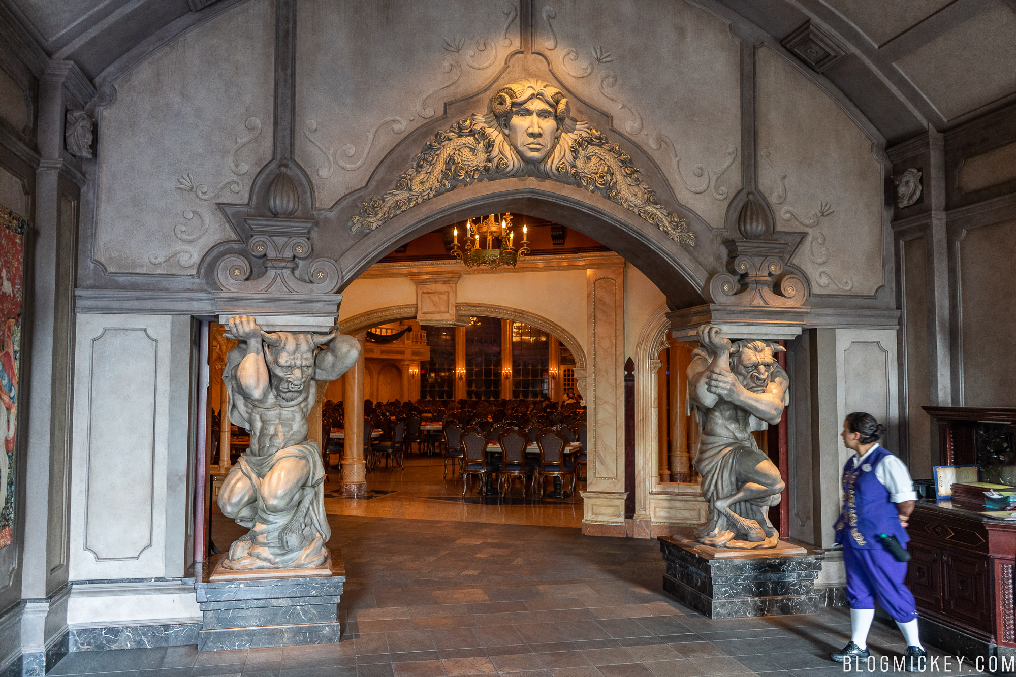 Review Prix Fixe Dinner At Be Our Guest Restaurant Blog
