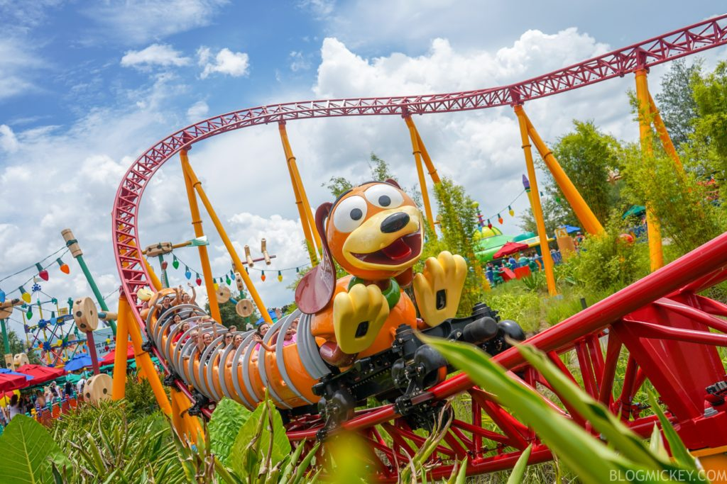 Toy Story Land guide - Slinky Dog Dash