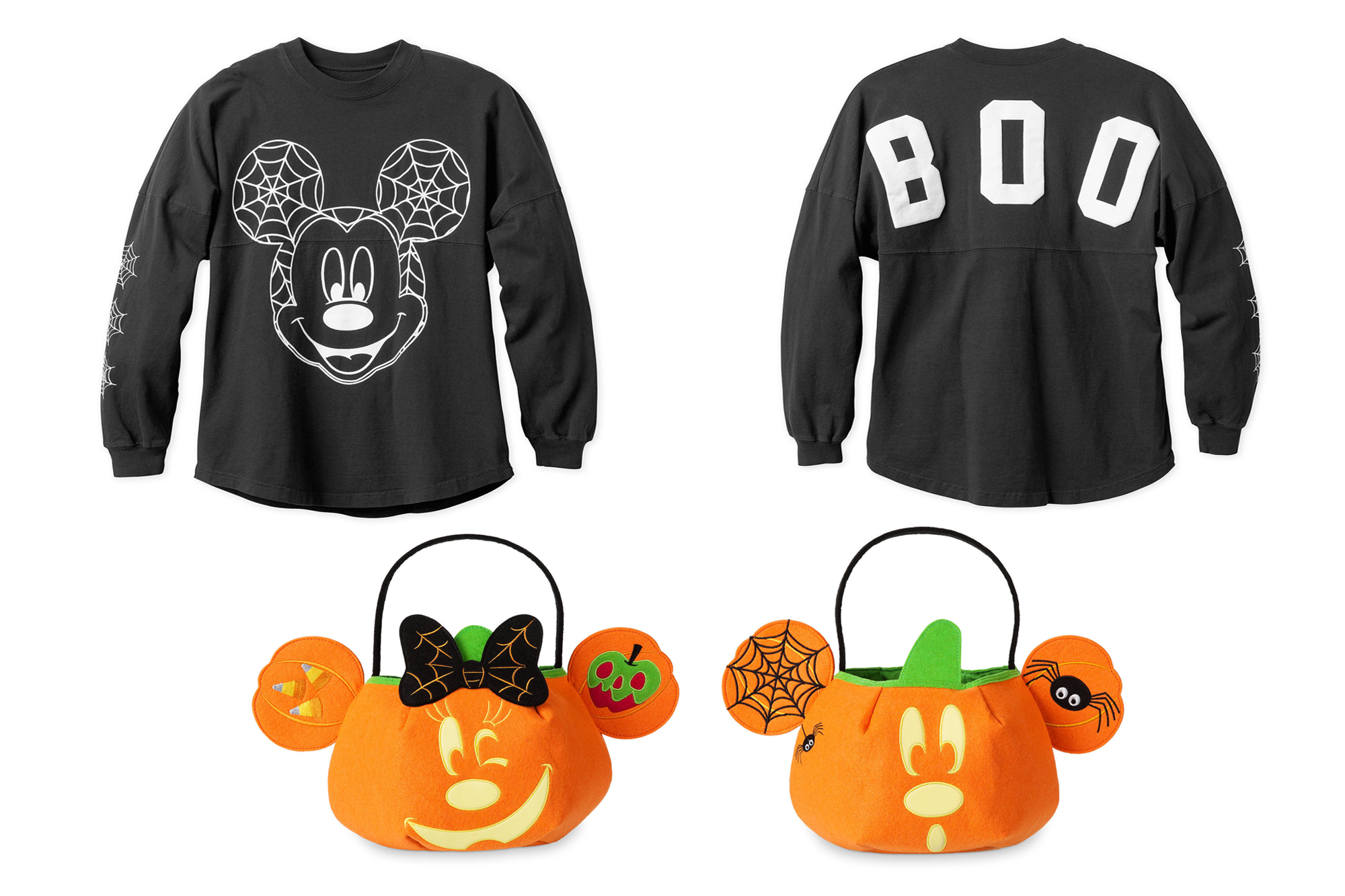 new halloween spirit jersey tees and more available on shopdisney blog mickey