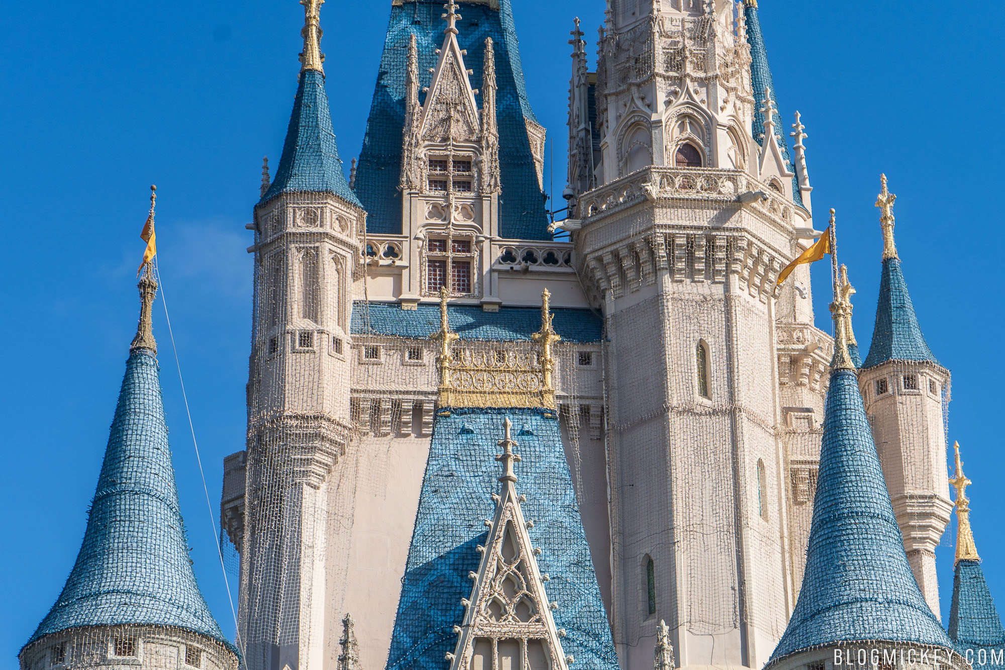 Cinderella Castle Christmas Lights.Photos Cinderella Castle Christmas Dream Lights