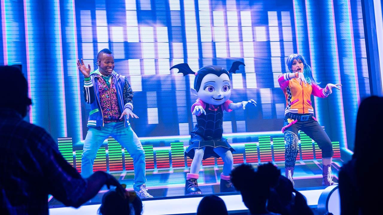2e6d8670877 Disney Shares a Sneak Peek at All-New Disney Junior Dance Party ...