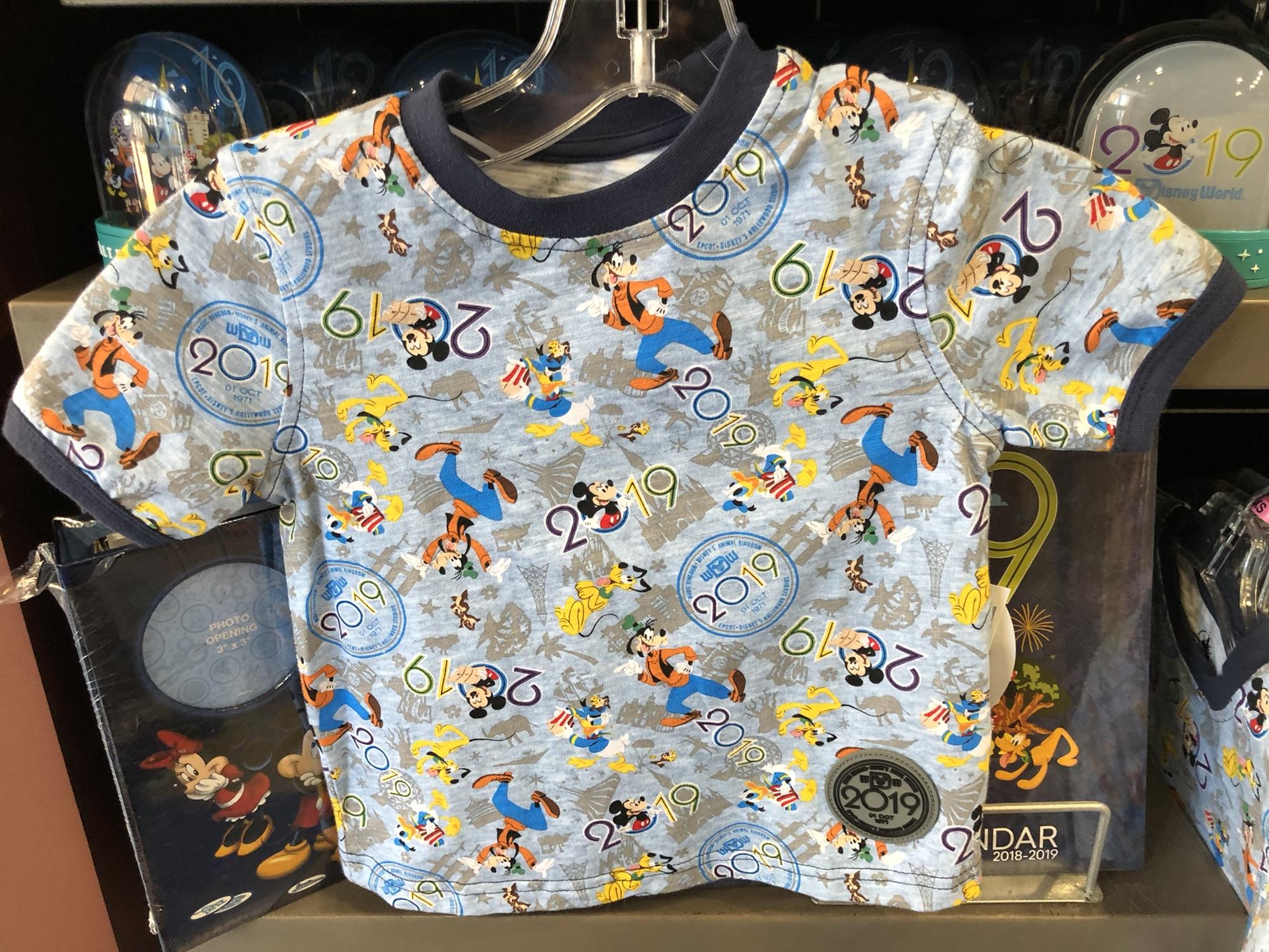 2019 Walt Disney World Merchandise Hits The Shelves Blog