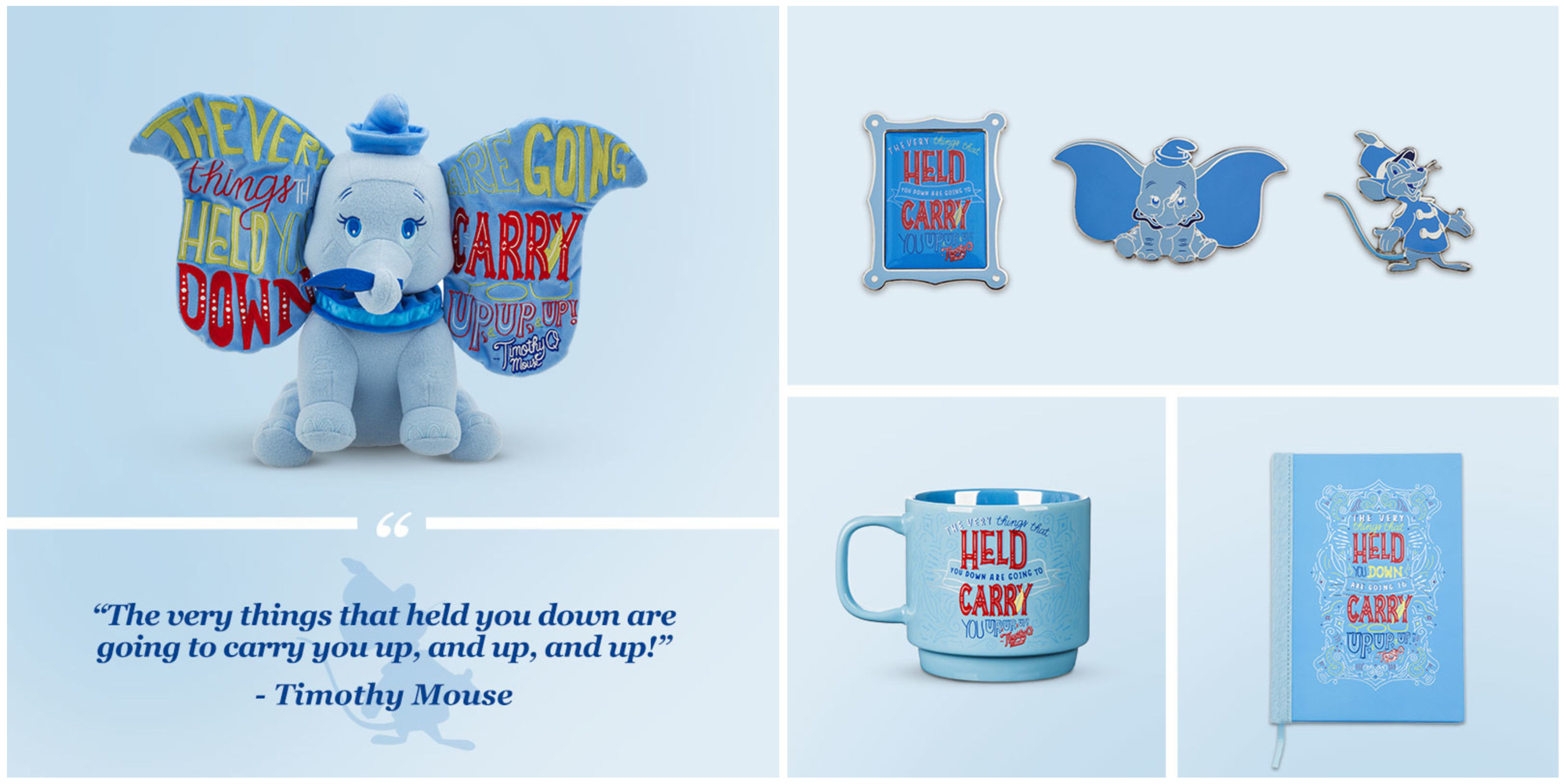 SHOP: Monthly 'Disney Wisdom' Collection Soars into ...