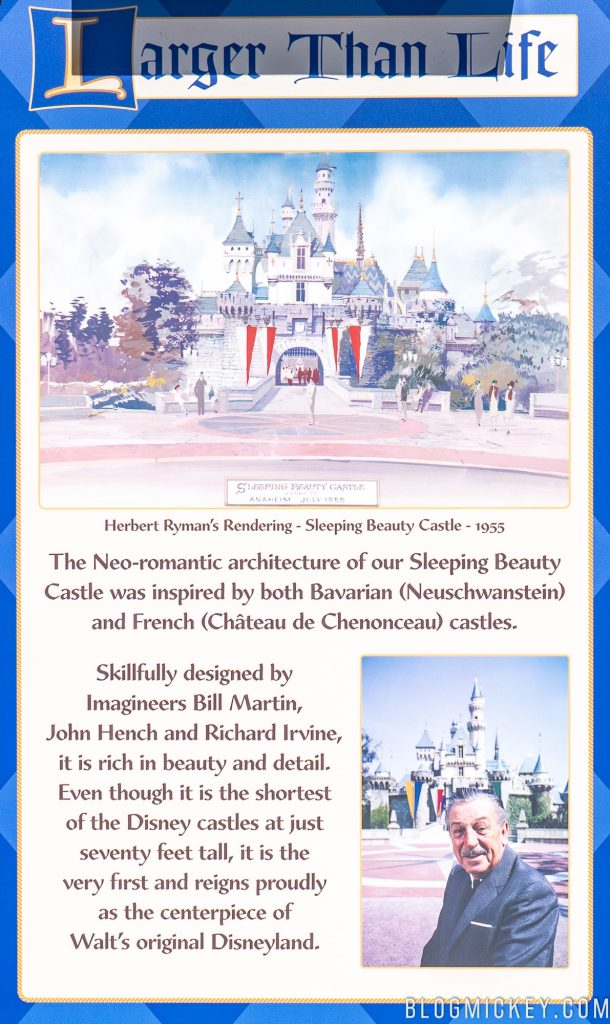 Sleeping Beauty Castle renovation