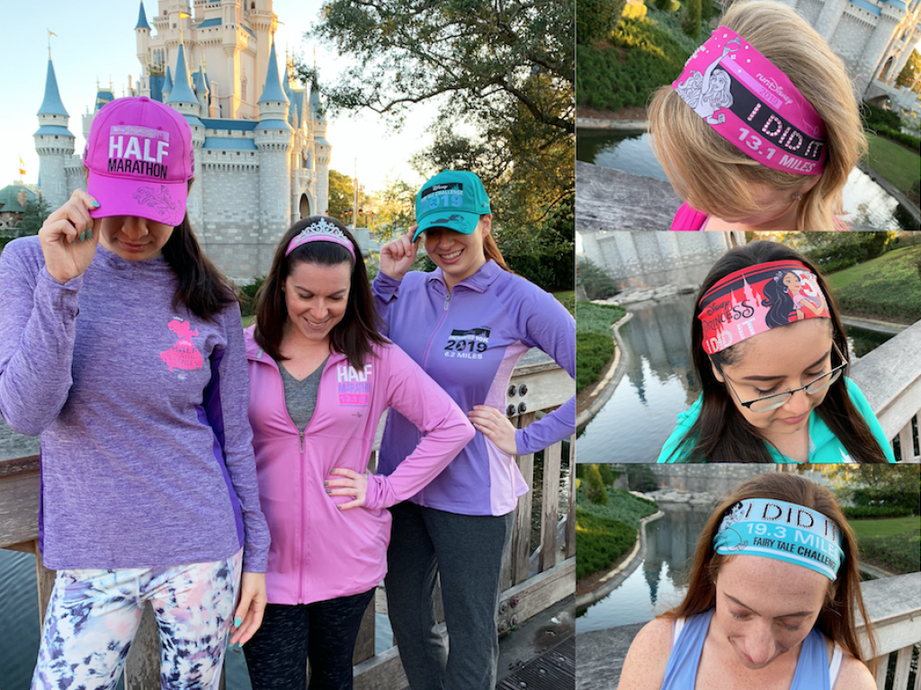 Photos 2019 Disney Princess Half Marathon Merchandise Preview New Ear Headband Dooney
