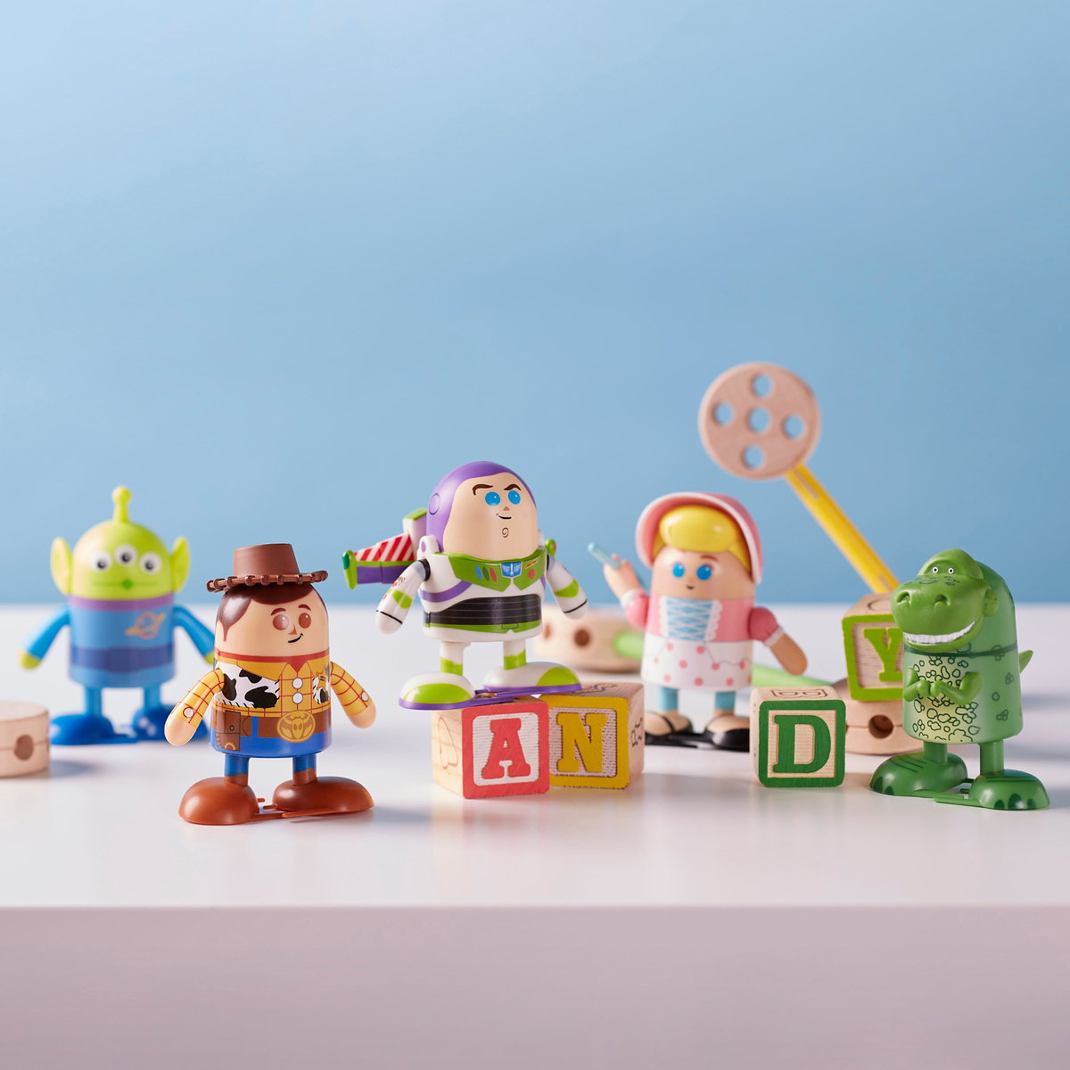 SHOP: Toy Story Shufflerz Arrive On ShopDisney