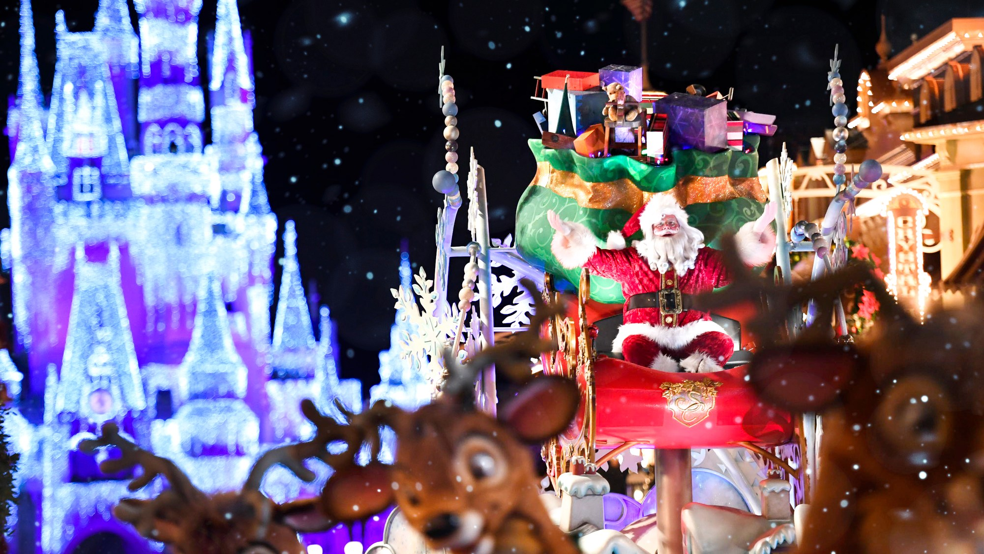 New 'Ultimate Disney Christmas Package' Includes Exclusive Attraction Access, Epcot Forever Viewing, Very Merry Christmas Party, and Much More