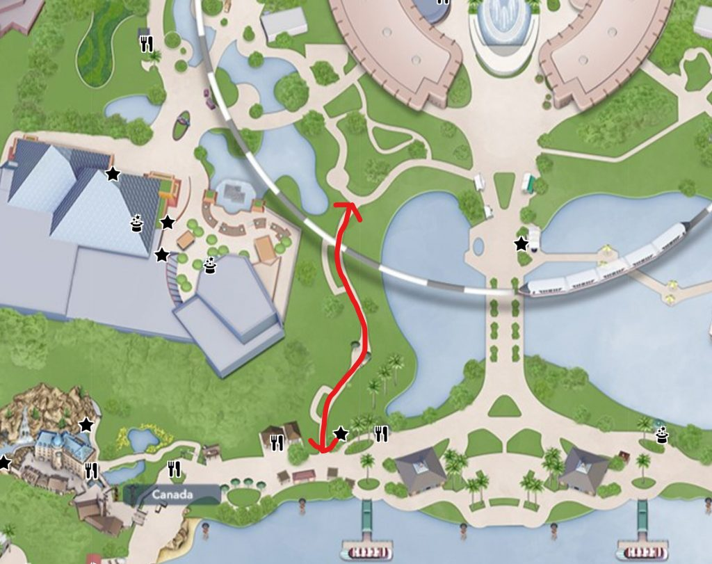 Rose Walk Imagination Pathway Widening Project Progress at ...