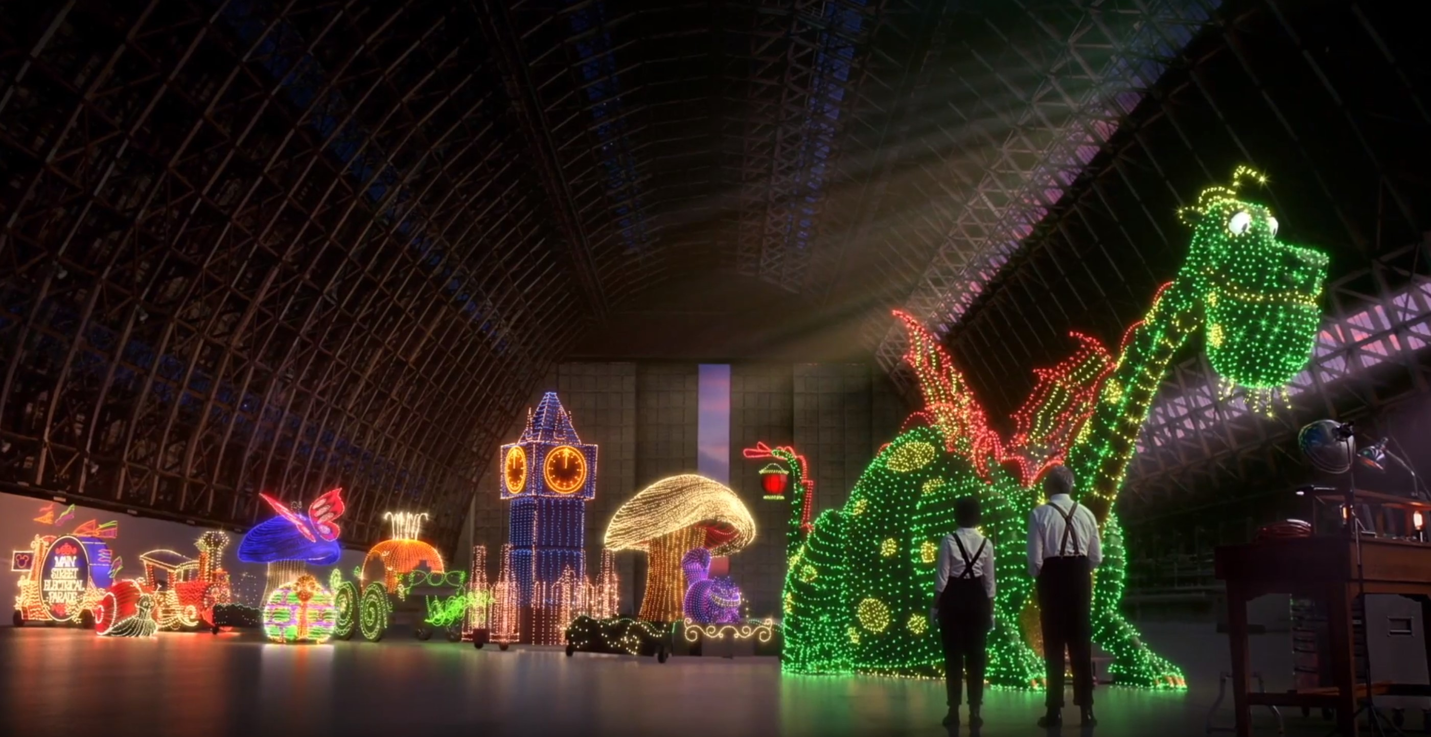 Is The Main Street Electrical Parade Returning To