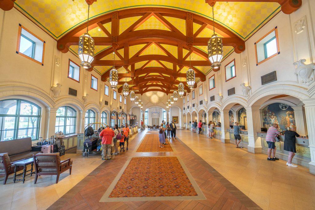 First Look Inside Gran Destino Tower at Disney's Coronado