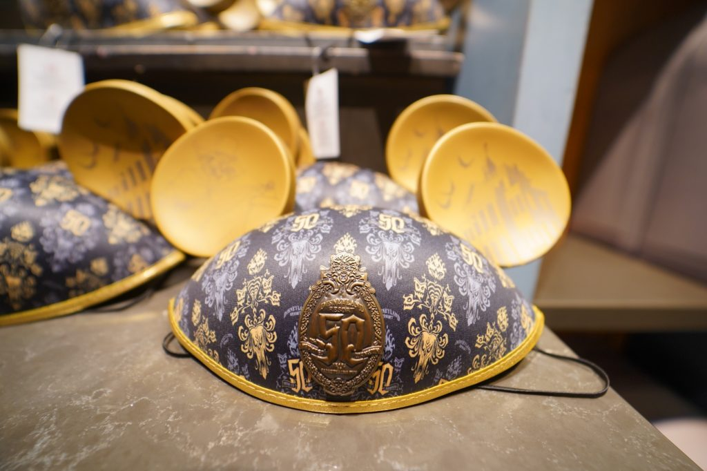 All Haunted Mansion 50th Anniversary Merchandise Released
