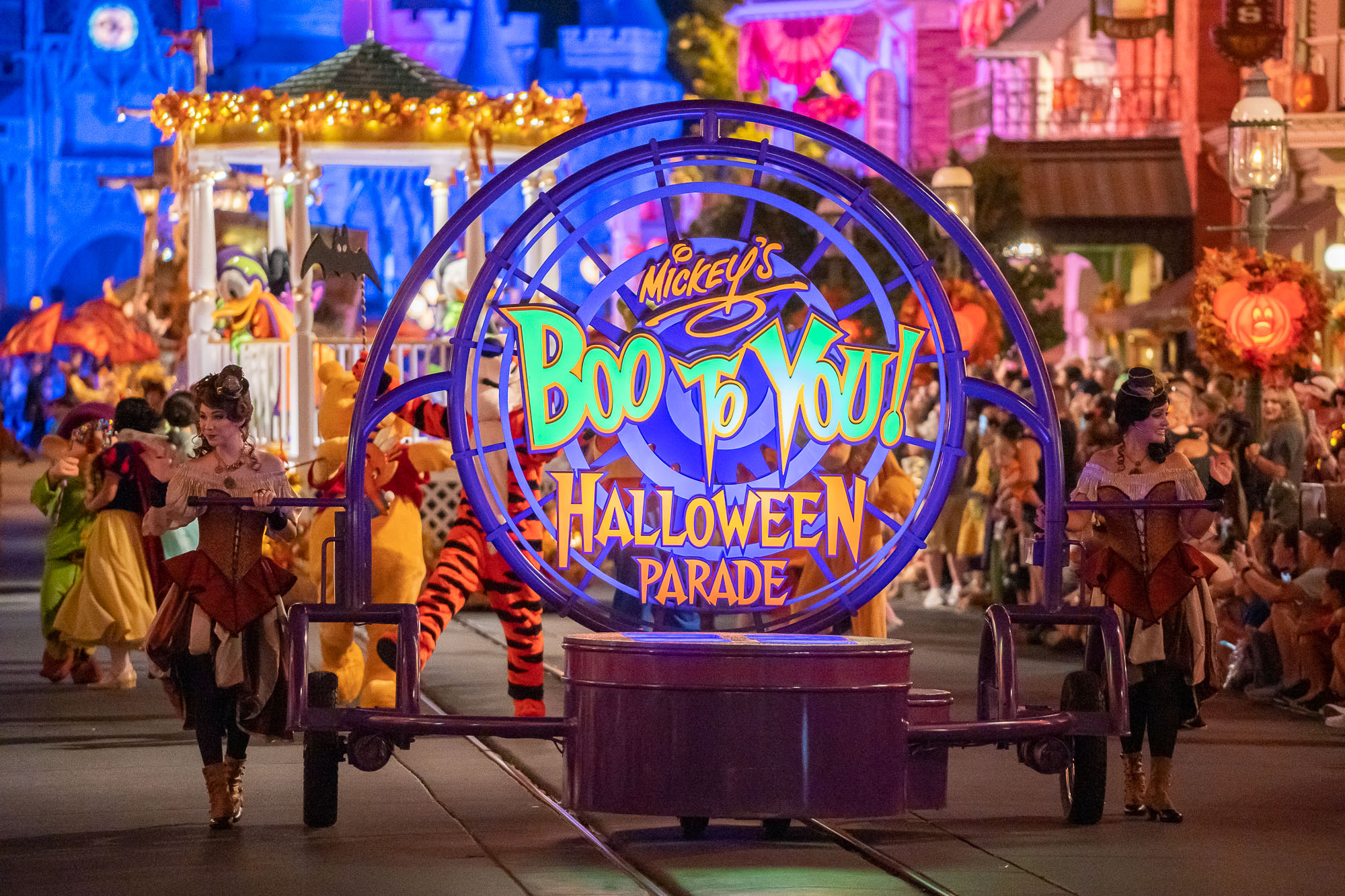 When Is Halloween 2020 Disney Paraide 2020 Mickey's Not So Scary Halloween Party Start Date Will Be