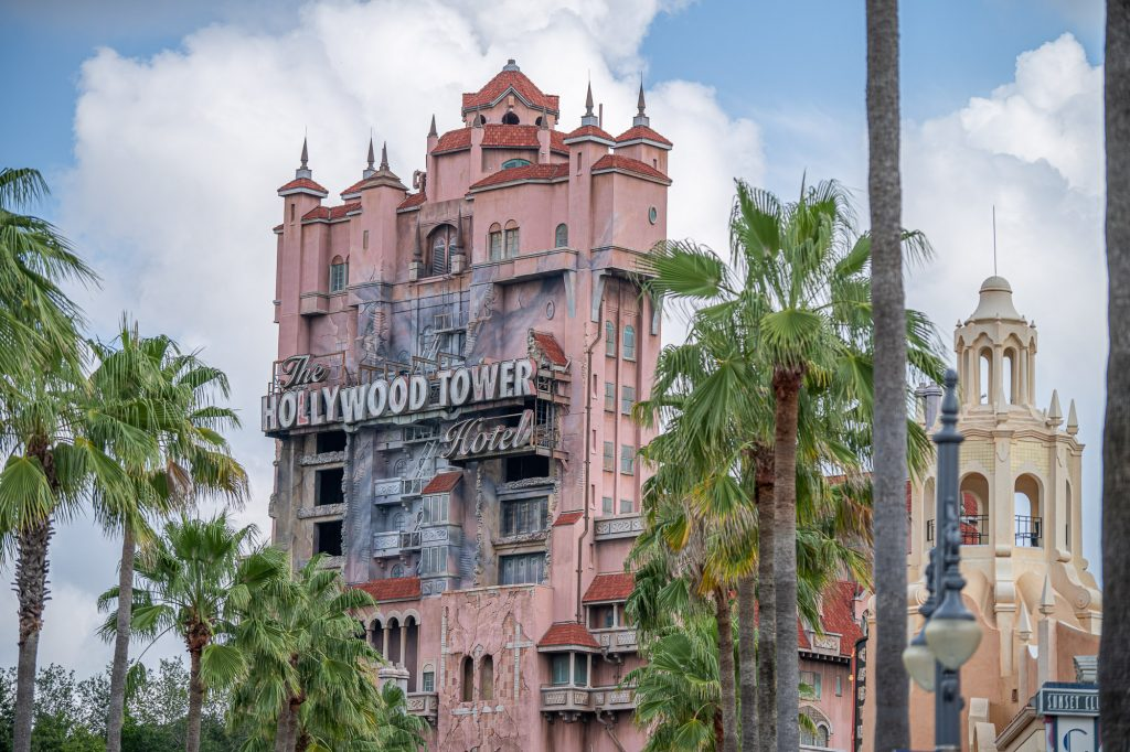 Tower of Terror Refurbishment Now Complete at Disney's ... Hollywood Tower Of Terror Inside