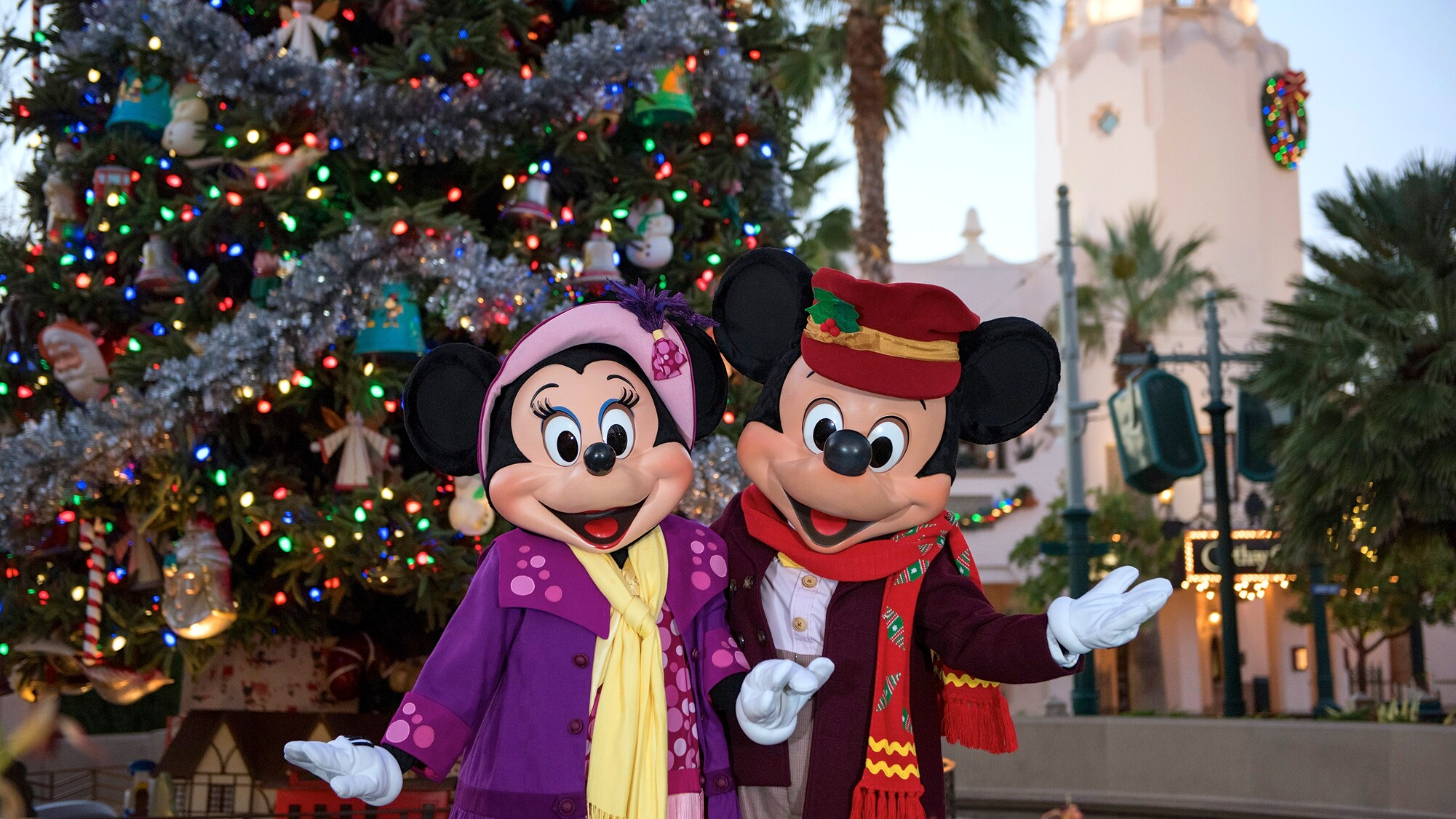 "RUMOR ""Mickey s Happy Holidays Cavalcade"" ing to Disney"