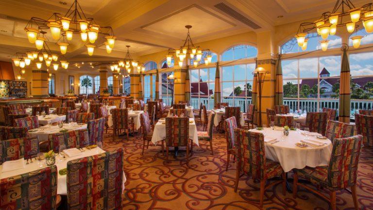 Citricos to Undergo Refurbishment at Disney's Grand Floridian Resort