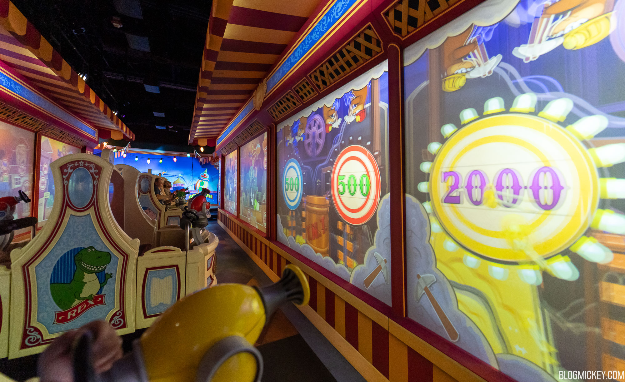 Toy Story Land guide - Toy Story Mania