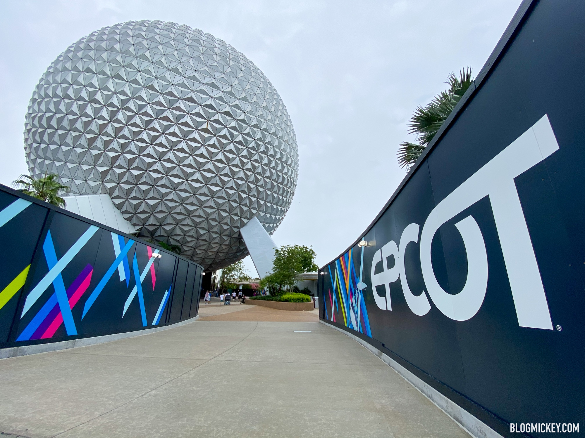 Two Guns Found in Diaper Bag at EPCOT