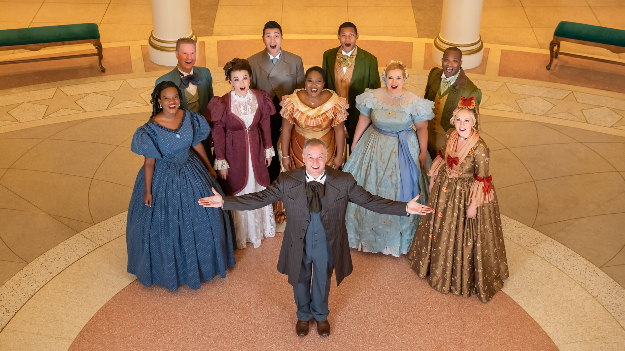 Voices Of Liberty To Present New Disney Songbook For 2021 Festival Of The Arts At Epcot